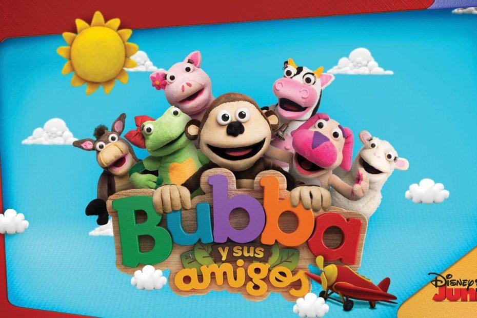 BUBBA-Y-SUS-AMIGOS